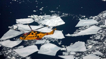 Canadian chopper crashes in Atlantic