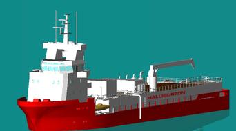 Halliburton to launch stimulation vessel