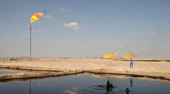 Iraq oil revenue suffers February dip