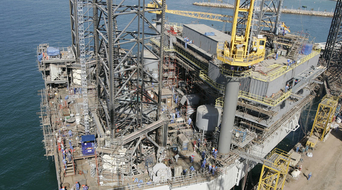Dragon Oil awards two offshore platform contracts