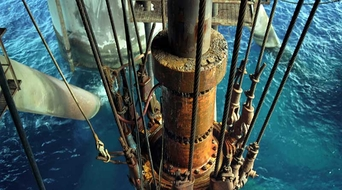 Maersk finds oil with first Angolan pre-salt well