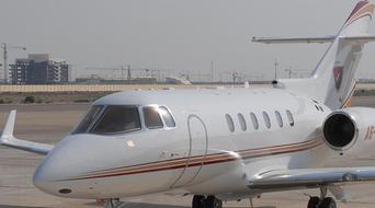 Charter flight specialist enjoys Iraq flight boom