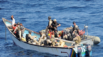 Piracy: Special report on threats to Middle East