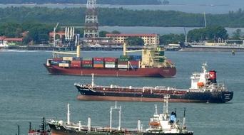Singapore Slick: 2000 tons of oil in spill horror