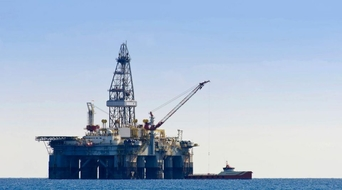 Brent crude hits $74 a barrel in three year high