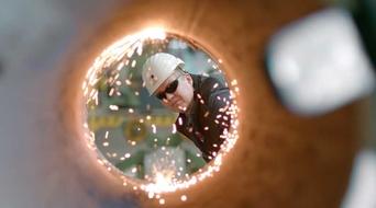 Eisenbau Kramer wins clad pipe deal for key Middle East gas project