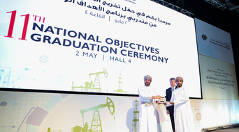 Record number graduate from PDO's job training programme