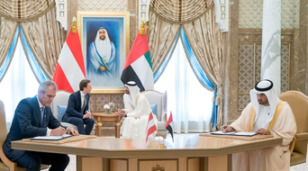 ADNOC signs new offshore concession agreement with Austria's OMV worth $1.5bn