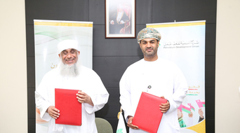 PDO signs MoUs to support the blind community and a recycling project