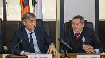 Gas Natural Fenosa extends contract with Sonatrach for purchasing Algerian gas until 2030