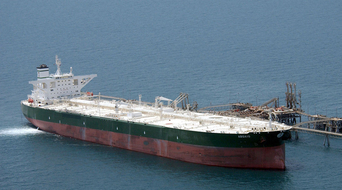 Iraqi oil tanker sets sail for the US, first in decades