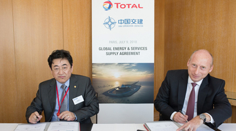 Total and CCCC strengthen global relationship across sectors