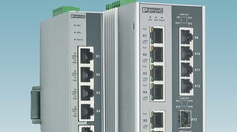 Phoenix Contact launches new Power over Ethernet switches