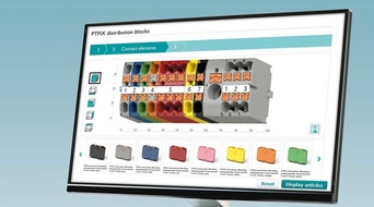 PTFIX distribution system from Phoenix Contact