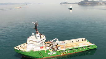 GAC Angola renews ship agency contract with POSH Semco