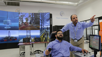 Aramco doubles participants at well control school