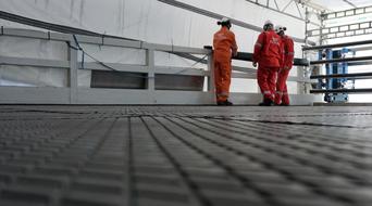 Trelleborg receives DNV-GL certification for fireproofing tiles