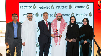 Saudi Aramco wins Training Programme/Initiative of the Year 2018