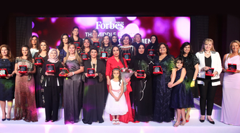"Three oil & gas professionals among Forbes Middle East's ""Most Influential Women 2018"""