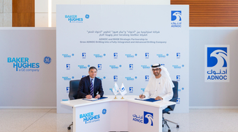 BHGE acquires 5% stake in ADNOC Drilling