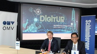 OMV and Schlumberger sign MoU for digital solutions