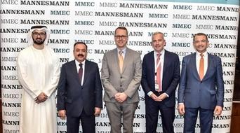MMEC Mannesmann opens regional headquarters in Abu Dhabi