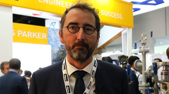 Five minutes with Nicolas Villemain, division market development manager for Parker Hannifin