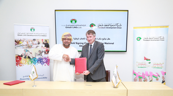 PDO and Oman LNG partner to fund employment training programmes for locals