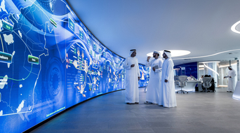 Enabling transformation: ADNOC's Panorama Command Centre unifies data from its 14 companies