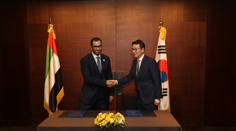 ADNOC signs framework agreements with South Korean energy companies