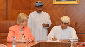 Oman signs $59mn exploration and production sharing agreement with Occidental Oman