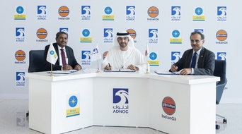 ADNOC inks $170mn exploration concession agreement with Indian consortium
