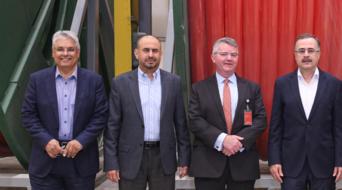 NOV launches pipe facility in Saudi Arabia