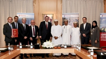 Total signs agreement for onshore Oman exploration block