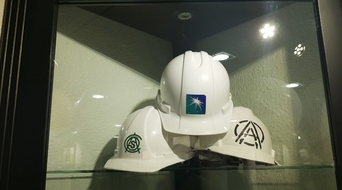 Inside Saudi Aramco headquarters