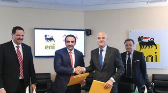 Eni signs exploration and production sharing agreement for Block 1 offshore Bahrain