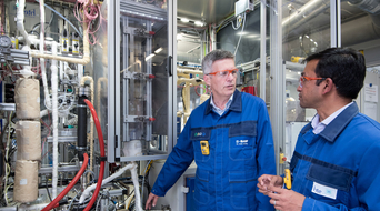 BASF unveils process for climate-friendly methanol