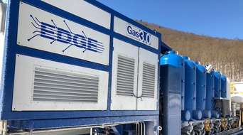 EDGE develops new way to convert stranded and flared natural gas to low-cost LNG