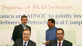 New site identified for Saudi Aramco-ADNOC refinery in India