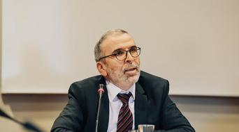 Libya NOC chairman meets with ENI CEO Claudio Descalzi