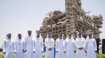 NPCC builds the UAE's largest offshore oil platform for ADNOC's Umm Lulu field