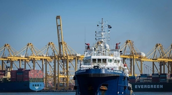 DP World acquires Topaz Energy for $1bn