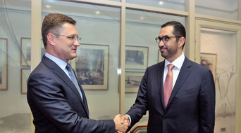 ADNOC CEO Al Jaber meets with Russian energy minister to discuss partnership opportunities