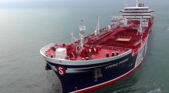 Iran seizes UK oil tanker in Strait of Hormuz