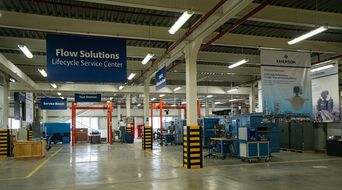 Emerson's Flow Lifecycle Service Center Earns ISO/IEC 17025 Certification