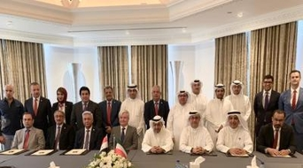 Iraq and Kuwait sign agreement to explore border oil field opportunities