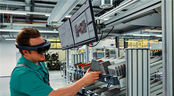 Process innovations in control cabinet manufacturing