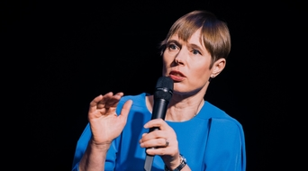 Estonian president says her country and UAE can help other countries enter the digital revolution