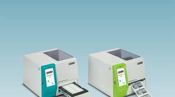 Phoenix Contact introduces new generation of thermal transfer printers