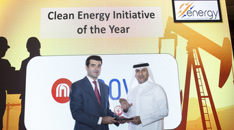 Clean Energy Initiative of the Year 2019 winner at the Middle East Energy Awards announced